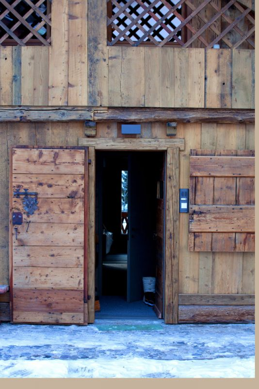 Casa a Zoldo - WL Pitture e Decorazioni